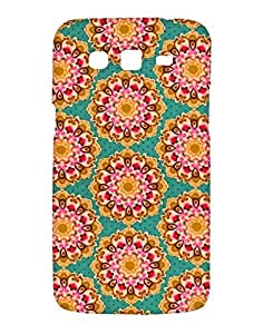 Aztaq Back Cover for Samsung Galaxy Grand 2 (Multi-coloured)