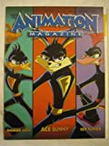 img - for Animation Magazine V.19 #8 Aug. 2005 Loonatics Unleashed Schultz Depp Wonka Camp Lazlo book / textbook / text book