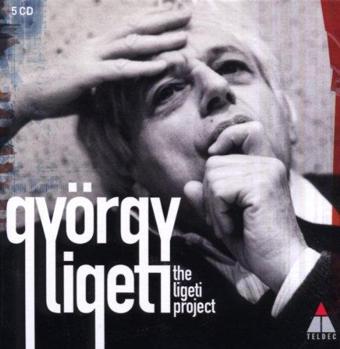György Ligeti - Oeuvres orchestrales 51-LzDTpOYL