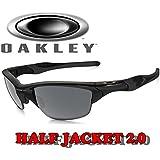 (オークリー) OAKLEY ハーフジャケット 2.0 サングラス OO9153-01