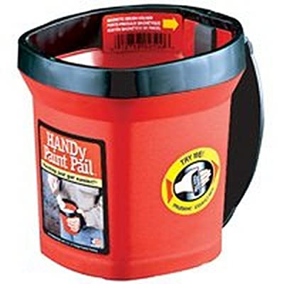 Nib 12/pack Bercom Handy Paint Pail 2500ct Handyman Paint Pail Auth Dealer
