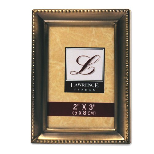 Buy cheap lawrence frames antique gold brass 2 3 picture - Vintage picture frames cheap ...