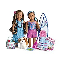 American Girl Kanani's Starter Set Collection Doll