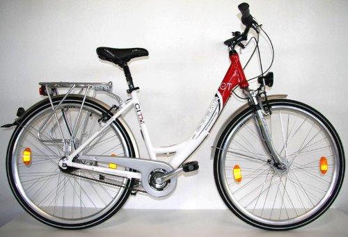 66 cm 26 zoll damenfahrrad alu fahrrad city tour 3 7 mit. Black Bedroom Furniture Sets. Home Design Ideas