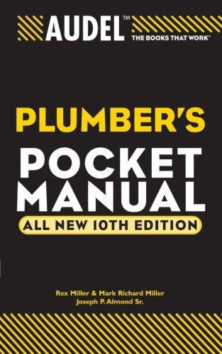 Audel Plumbers Pocket Manual
