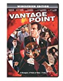 Vantage Point [DVD] [Region 1] [US Import] [NTSC]