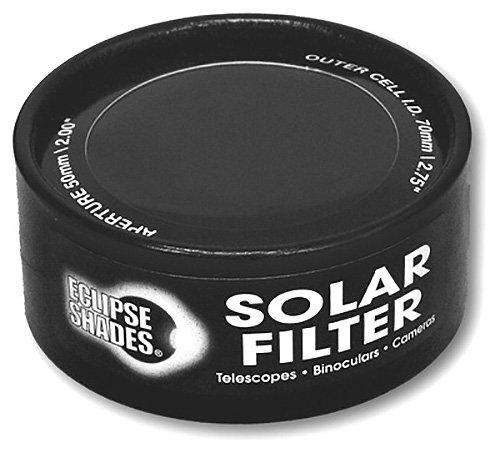 Rainbow Symphony Solar Filter 70Mm Black Polymer