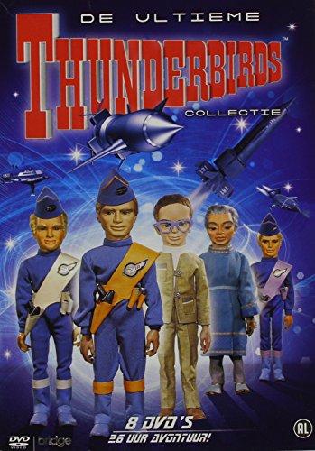 Thunderbirds 1-8 (import)