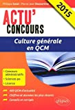 Culture Générale en QCM 2015