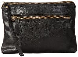 Latico Women\'s Clara 7606 Clutch,Black,One Size