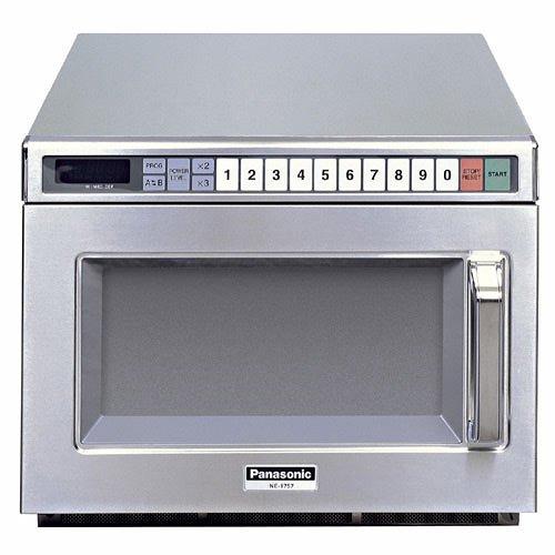 Panasonic Ne-1757R 1700W Commercial Microwave Oven
