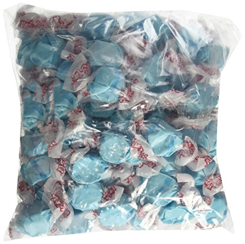 Raspberry Gourmet Salt Water Taffy 1 Pound Bag (Blue Salt Water Taffy 1lb compare prices)