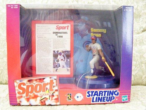 1999 MLB Starting Lineup Special Edition Sport Stars - Sammy Sosa