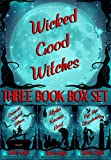 Wicked Good Witches Three Book Box Set (Demon Street Blues, Alpha Knows Best, Bye Bye Bloodsucker)