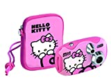 Hello Kitty Digital Camera (3MP) 1.4 inch LCD Screen with Soft Case