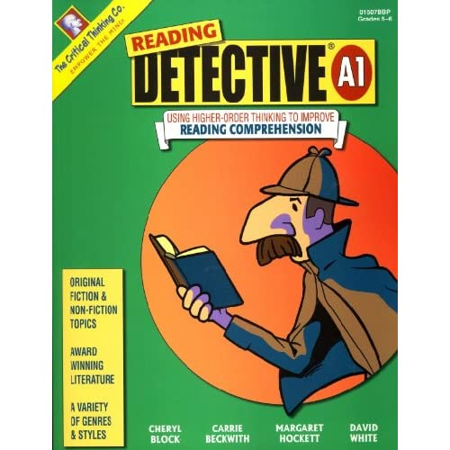 Reading Detective A1: Using Higher-Order Thinking to Improve Reading Comprehension (Grades 5-6)