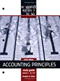 img - for Accounting Principles, Study Guide, Volume I, Chapters 1-12 book / textbook / text book