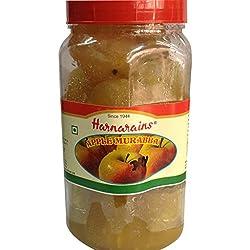 Harnarains Murabba Apple in Syrup (900 grams)