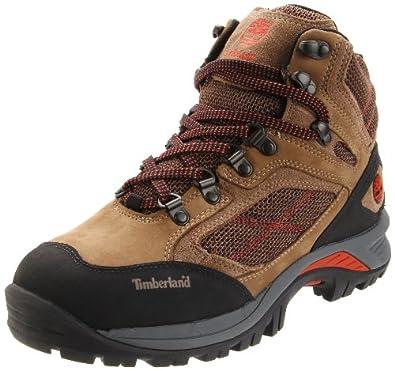 Timberland Men's Belknap Mid Boot,Brown,9.5 M US