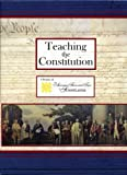 Teaching the Constitution (0195368266) by Oxford
