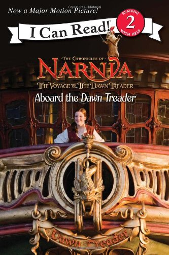 The Voyage of the Dawn Treader: Aboard the Dawn Treader (I Can Read Book 2)