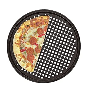 Click to buy Cool Kitchen Gadget: Fox Run 14-Inch Non-Stick Pizza Crisper from Amazon!