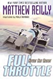 img - for Full Throttle (Hover Car Racer) book / textbook / text book
