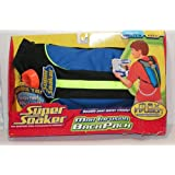 Super Soaker Max Infusion Backpack Water Supply