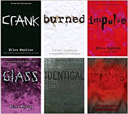 Book report on glass by ellen hopkins