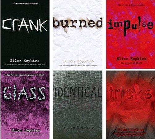 The Crank Series 1-6 (Crank, Glass, Burned, Identical, Impulse, Tricks)