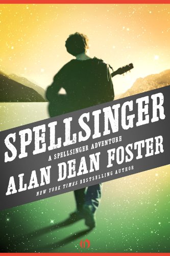 Spellsinger: A Spellsinger Adventure (Book One)