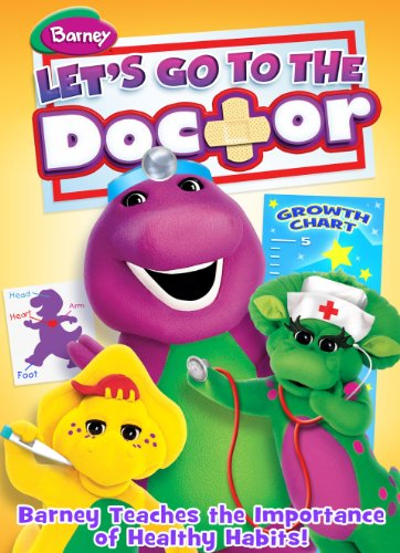Barney: Let's Go to the Doctor - Julie Hutchings