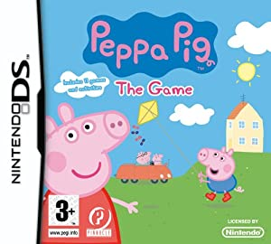 Peppa pig the game nintendo ds import anglais amazon - Peppa pig telecharger ...