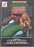 Teenage Mutant Ninja Turtles: Tournament Fighters (Mega Drive)