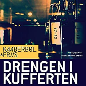 Drengen i kufferten [The Boy in the Suitcase] Audiobook