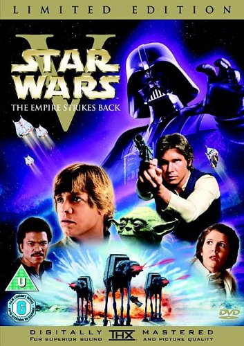 Star Wars Episode V: The Empire Strikes Back (Limited Edition, Includes Theatrical Version) [DVD]