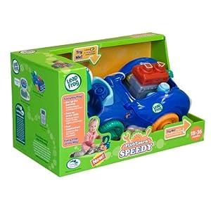 跳跳蛙LeapFrog Fix and Learn Speedy 婴儿快速安装和学习玩具
