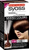 Saint Algue - Syoss Mixing Colors - Coloration Permanente - Cacao Cuivr� 5-82