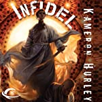Infidel: Bel Dame Apocrypha, Book 2 (       UNABRIDGED) by Kameron Hurley Narrated by Emily Bauer
