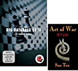 ChessBase Big Database 2014 Chess Game Collection & Art of War E-Book (2 item Bundle)