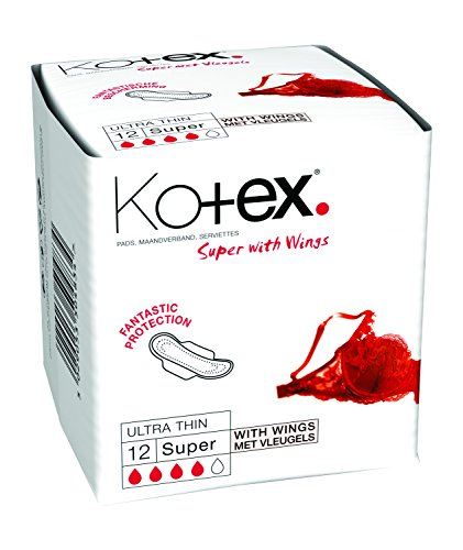 kotex-ultra-thin-super-plus-towels-12-packs-12-towels-per-pack-144-towels-total