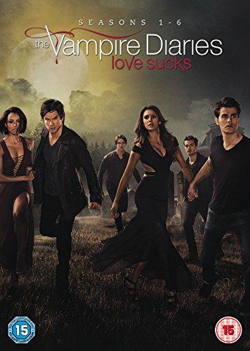 The Vampire Diaries DVD Box Set
