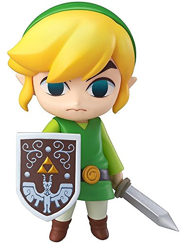 Good Smile The Legend of Zelda: Wind Waker Link Nendoroid Action Figure (Good Smile Company Figure compare prices)