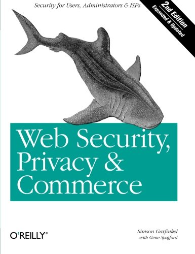 Web Security, Privacy And Commerce, 2Nd Edition front-873804