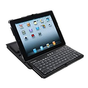 Kensington iPad 2 Case with Wireless Bluetooth Keyboard for Apple iPad 2 3G Tablet, WIFI Model K39521US