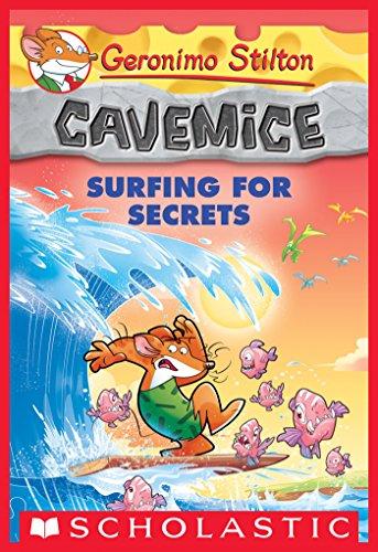 Geronimo Stilton - Geronimo Stilton Cavemice #8: Surfing for Secrets