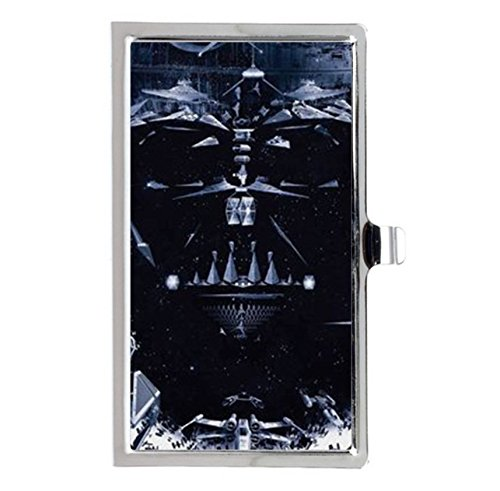 Darth Vader Star Wars Custom Excellent design style Business Card Holder Card Aluminum Case
