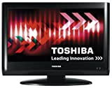 Toshiba 22AV615DB 22-inch Widescreen HD Ready LCD TV with Freeview - Black