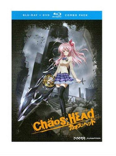 カオスヘッド(CHAOS;HEAD) DVD+BD COMBO PACK[北米版]