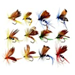 Relefree� Fly Fishing Hooks 12pcs But...